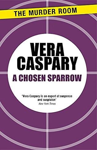 book cover of A Chosen Sparrow
