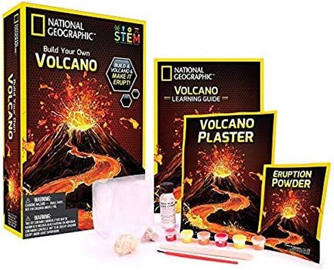 National Geographic- CREA tu Volcán Natural Geographic, Multicolor (Toypartner 60061): Ellen J. Prager: Amazon.es: Juguetes y juegos