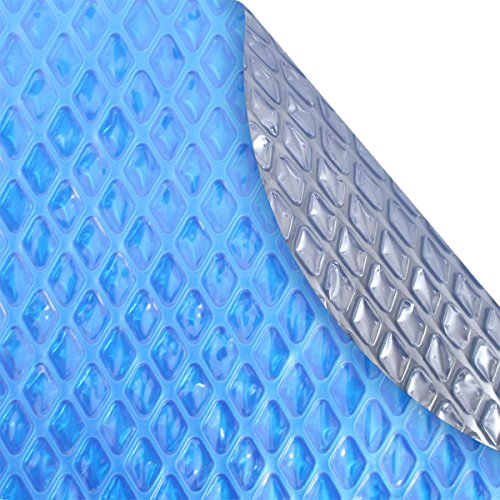 Crystal Blue 24S-8SBD Box-CB Solar Pool Cover, 1. Round-24 ()