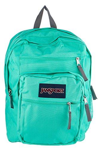 Jansport Big Student Classics Series Backpack  Seafoam Green