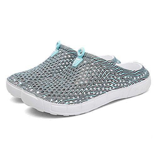 Chaussures Séchage De Rapide Eau Pantoufles Unisexe Sandales 1619 Fzdx Chaussures Jardin Été Légère Bleu dIBTfqwnvx