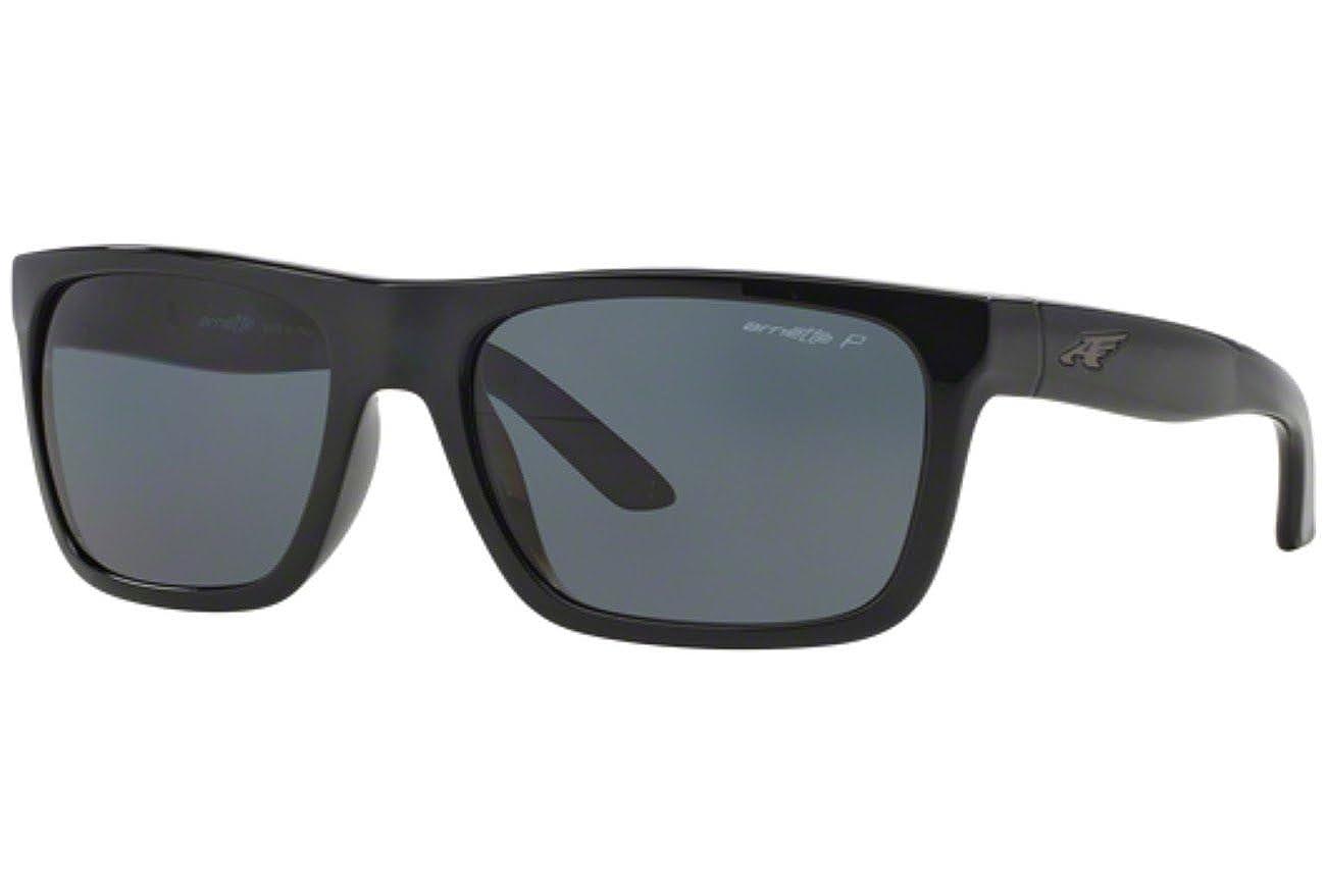 0c9885cadb Arnette Dropout AN4176 C58 41 81 Polarized Sunglasses  Amazon.co.uk   Clothing
