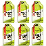 Clif Shot Gel – Citrus – 6 Pack (6 x 1.2oz Packs)