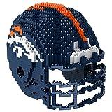 nfl broncos football - Denver Broncos 3D Brxlz - Helmet