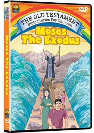Moses: The Exodus: Amazon ca: OLD TESTAMENT BIBLE STORIES