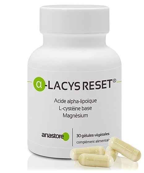 Anastore Ácido Alfa-Lipoico 300 mg - 30 Cápsulas: Amazon.es ...