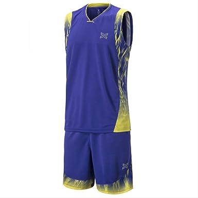 WRPN Jerseys de Baloncesto,Jersey de Baloncesto para Hombres ...