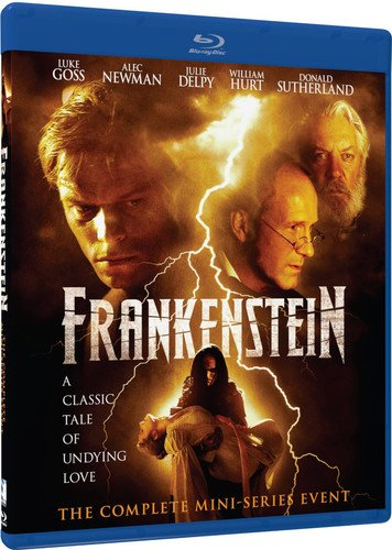 Frankenstein - The Mini-Series - Blu-ray -