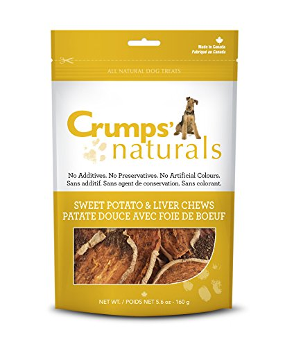 Crumps' Naturals Sweet Potato And Liver For Pets, 24-Ounce