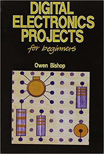 Digital Electronics Projects For Beginners: Amazon co uk: Bishop