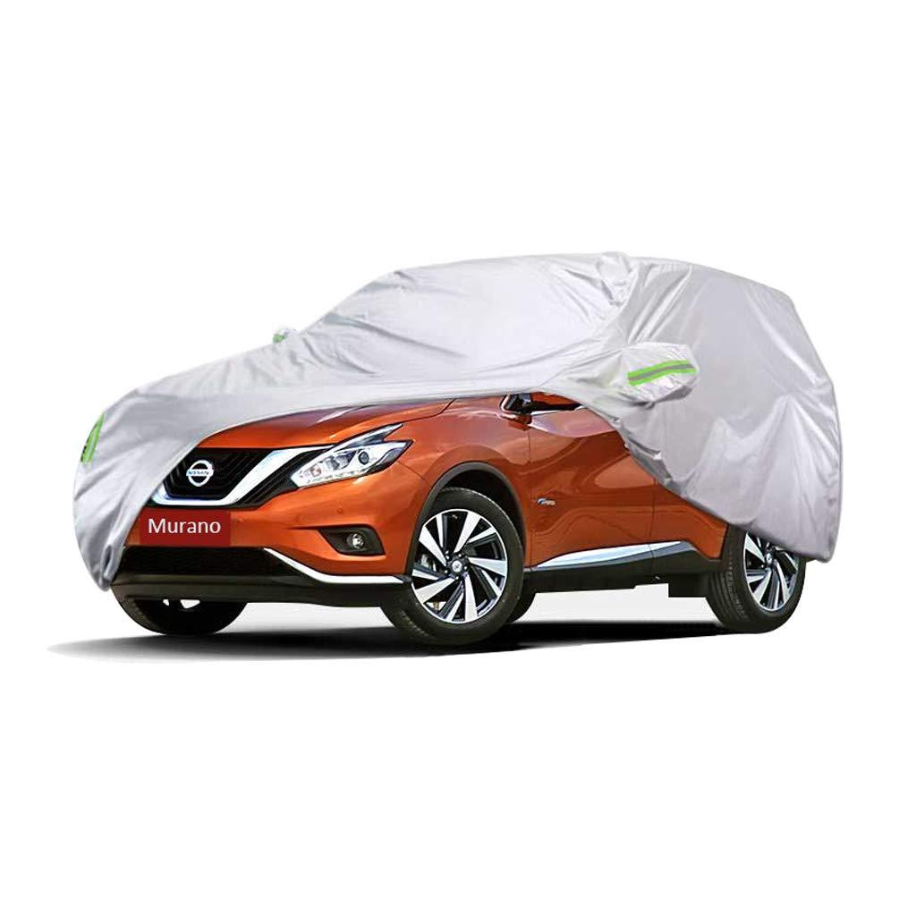車のカバー 日産ムラーノ車のカバーSUV厚いオックスフォード布日焼け止め防雨暖かいカバー車のカバー (サイズ さいず : 2017) B07MQ989NS  2017