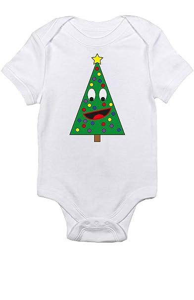 Christmas Tree Onesie.Amazon Com Promini Cute Baby Onesie Christmas Tree