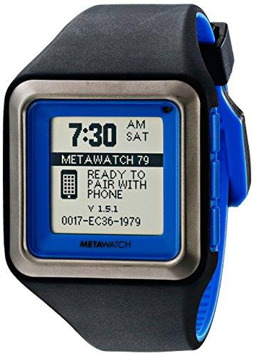 Meta Watch Ltd MW3003 Strata-olympian Blue by META WATCH LTD