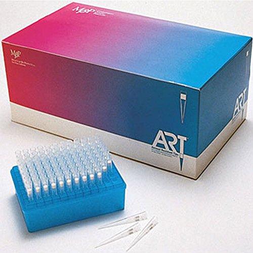 ART 10 Reach Filter Pipet Tip, Racked, Sterile, 10 Racks of 96 ()