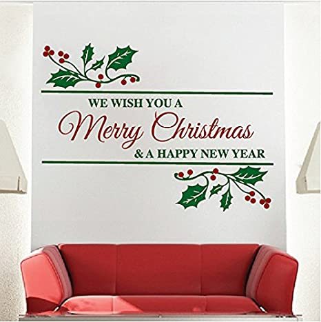 Christmas Wall Decals Removable.Merry Christmas Wall Stickers Christmas Wall Decals Removable Vinyl Christmas Stickers For Teachers