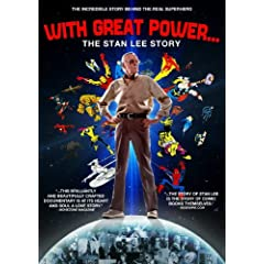 With Great Power: The Stan Lee Story debuts on DVD and Digital July 18 from Well Go USA Entertainment