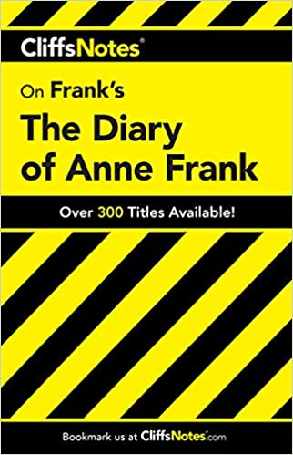 Amazon.com: The Diary of Anne Frank (Cliffs Notes) (9780822003908 ...