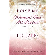 NKJV, Woman Thou Art Loosed, Hardcover, Red Letter Edition