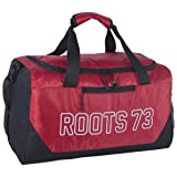 ROOTS 73 Sport Gym Duffel Bag Red