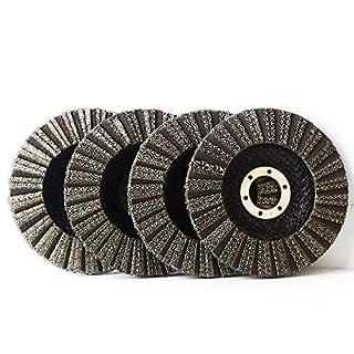 Pack of 1 5//8-11 Thread Size 7 Diameter 5//8-11 Thread Size T29 7 Diameter Dry//Wet Alumina Zirconia Pack of 1 3M Flap Disc 577F 40 Grit