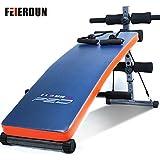 飞尔顿 仰卧起坐健身器材 多功能健腹收腹腹肌板 仰卧起坐板 带拉绳 一板多用型