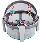 Fisher-Price On-the-Go Baby Dome, Color Climbers [Amazon Exclusive]