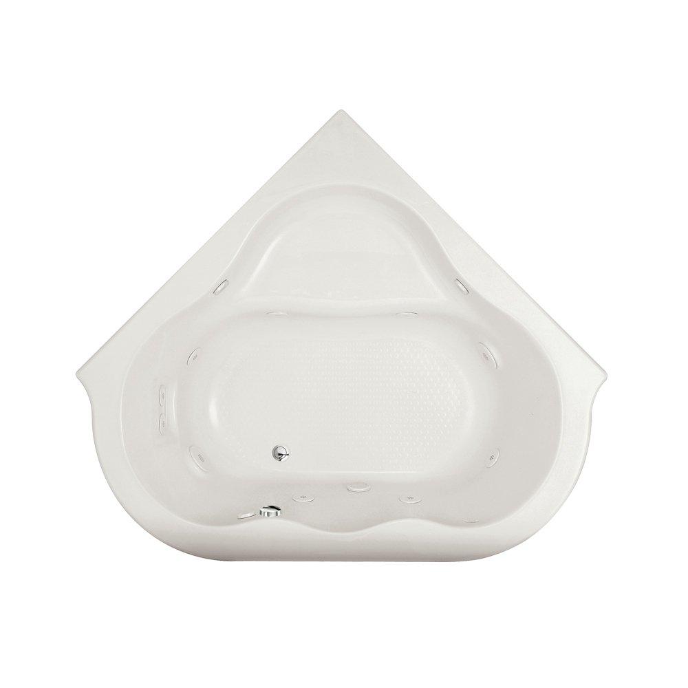 4 foot corner bathtub. American Standard 6060VC 020 Evolution 54 1 2 By Inch Corner  Whirlpool Bath Tub With EverClean And Hydro Massage System I White Drop In Bathtubs