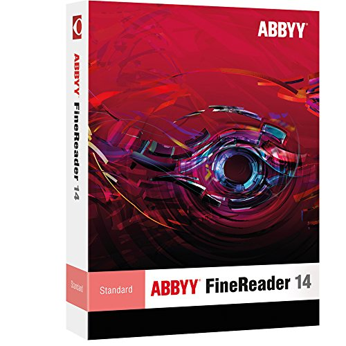 Abbyy USA FineReader 14 Standard Full Version V.14