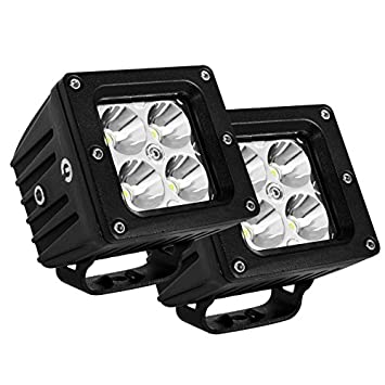 Led Cube Lights Eyourlife 3.2 Inch LED 20W Fog Lights Led Off Roading Light Pods  sc 1 st  Amazon.com & Amazon.com: Led Cube Lights Eyourlife 3.2 Inch LED 20W Fog Lights ... azcodes.com