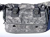 NEW US Army Military Tactical MOLLE II ACU Digital Camo Camouflage Ammo Game Carrier Saw Shoulder Messanger 300 ROUND AMMUNITION 7.62 mm BAG Case Carrier Pounch Sling US Goverment GI