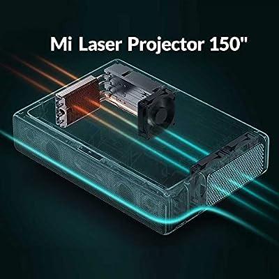 Global Versión Xiaomi Mi Proyector Láser TV 150 Pulgadas ...