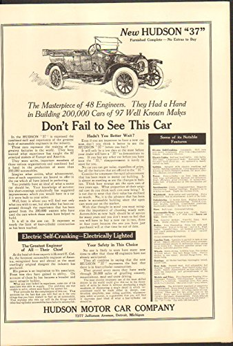 Review 1912 Stevens Duryea Model