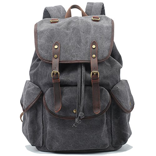 joyousac-backpack-hiking-bag-large-travel-bag-unisex-multifuctional-bag-grey