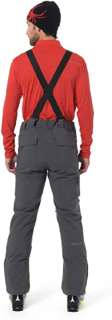 SPYDER Mens Sentinel Tailored GORE-TEX Waterproof Snow Pant for Winter Sports