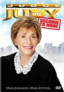 Judge Judy: Second to None