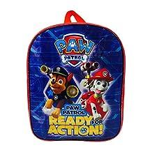 Paw Patrol Backpack Blue 6 Liters