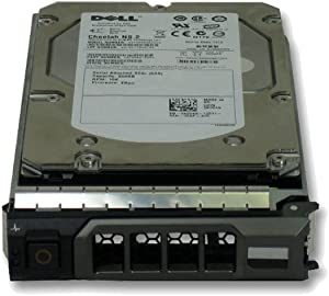 DELL 1P7DP dell 2TB 3.5 7200RPM SAS 6Gb/s Enterpise Internal Hard Drive (Renewed)