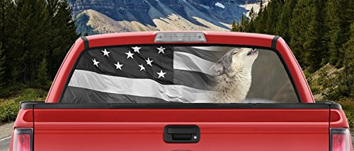 ford back window decal - 7