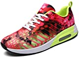 WHITEDREAM Men Women Road Running Shoes Lightweight Athletic Walking Fashion Sneakers