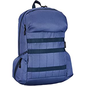 AmazonBasics Canvas Backpack for Laptops up to 15-Inches - Graphite