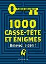 1000 énigmes et casse-tête par Berloquin