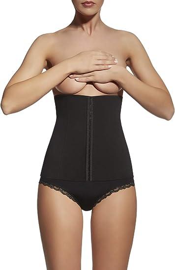 Bauchunterst/ützung Geburt formend Shapewear optimal nach der Schwangerschaft Gr Unterbrust Korsett S-XXL Firstclass Trendstore sch/önes