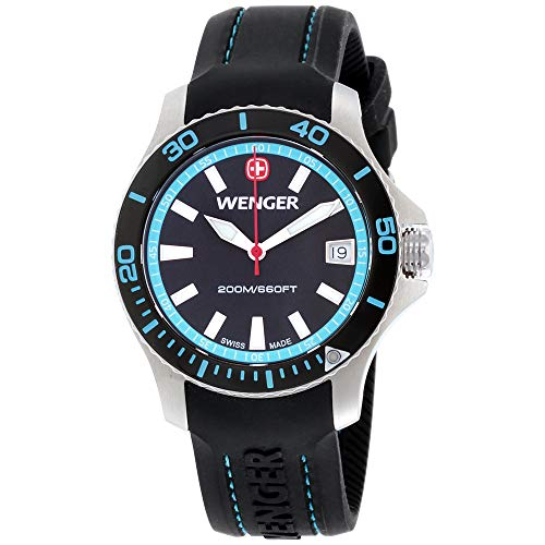 Wenger Seaforce Black