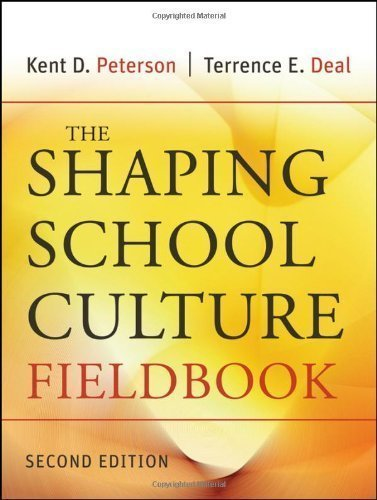 The Shaping School Culture Fieldbook by Peterson, Kent D. Published by Jossey-Bass 2nd (second) edition (2009) Paperback