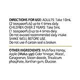 Comvita Manuka Honey Elixir, Children's Natural Immune Support, 200mL (6.8 fl oz)