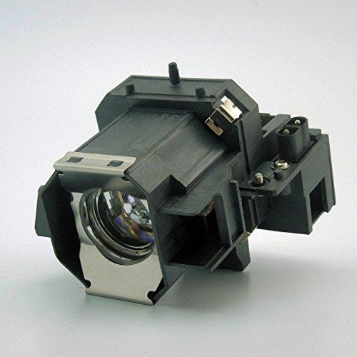 CTLAMP Replacement Lamp for Ensemble HD 1080/ELPHC200;PowerLite HC 1080/1080 UB/720;PowerLite PC 1080/1080 (Hc 170 Housings)
