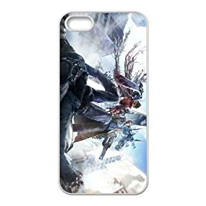 rise of incarnates iPhone 5 5s Cell Phone Case White xlb2-076410