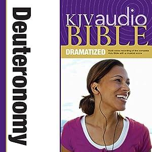 KJV Audio Bible: Deuteronomy (Dramatized) Audiobook