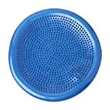 BOying Stability Disc-Balance Air Seat Cushion-Wobble/Wiggle Chair Sitting Disk Core Instability Exercise Training (Blue)