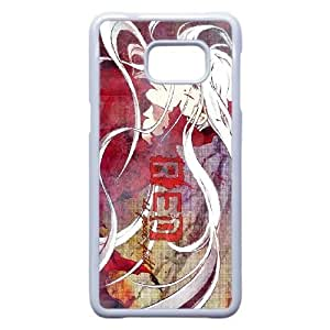 Protection Cover Samsung Galaxy S6 Edge Plus Cell Phone Case White Nypuv Deadman Wonderland Personalized Durable Cases